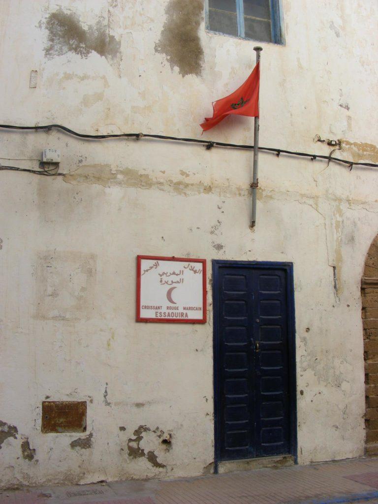 Essaouira Red Crescent.