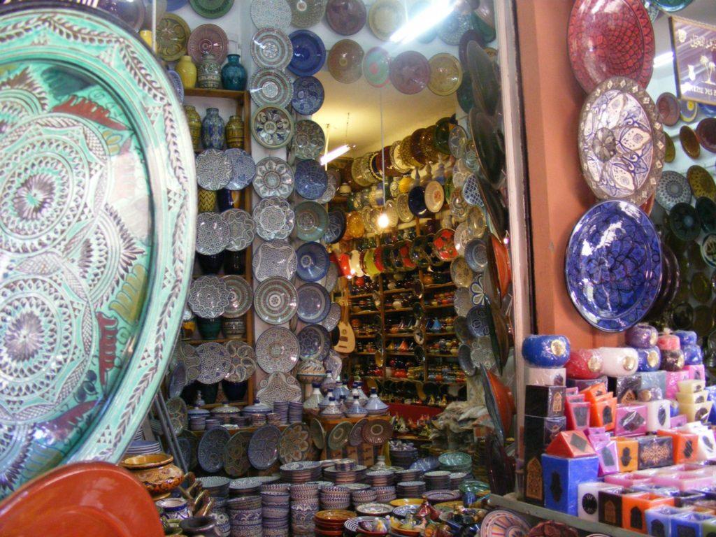 Marrakech Medina.