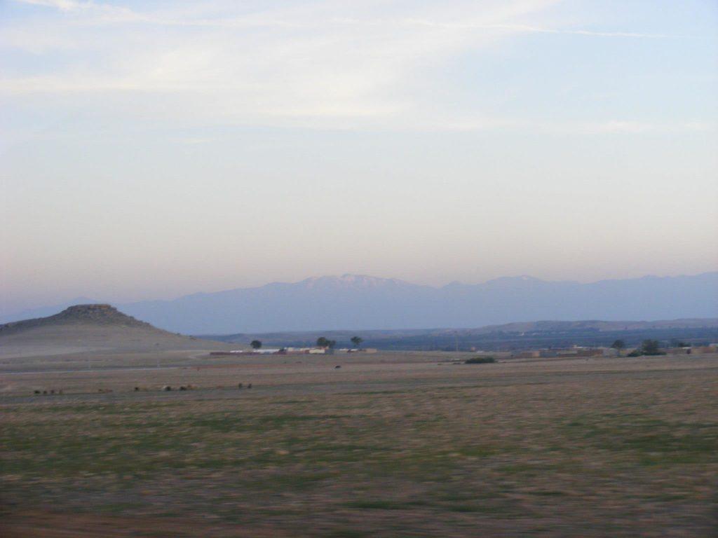 Jbel Toubkal - Toubkal Mountain