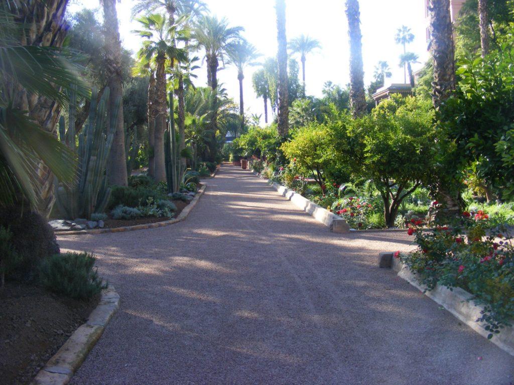Jardins de la Mamounia.