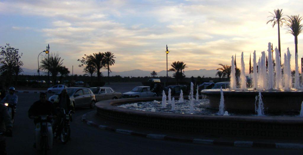 Bab Jdid, Marrakech