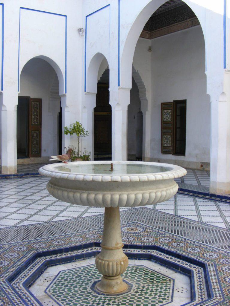 Le Palais De La Bahia.