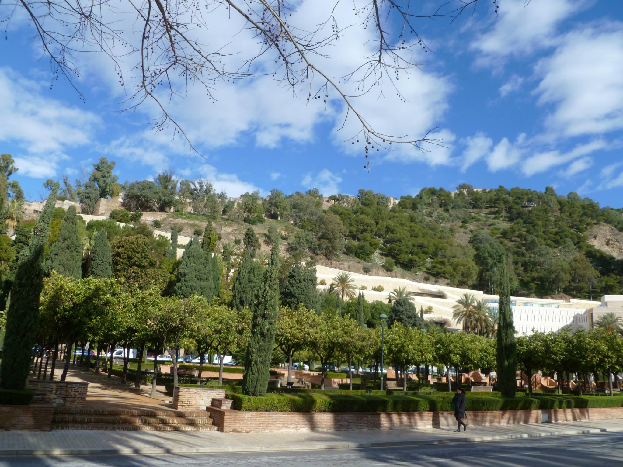 Alcazaba, Moorish Castle