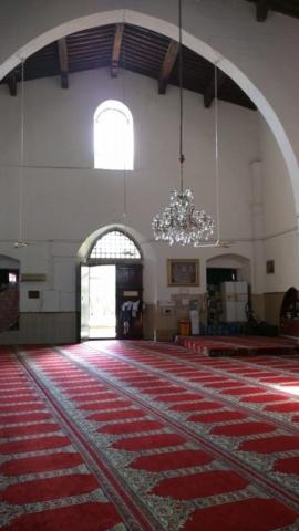 Omeriye Masjid, Nicosia.
