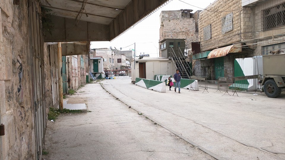 Occupied Hebron