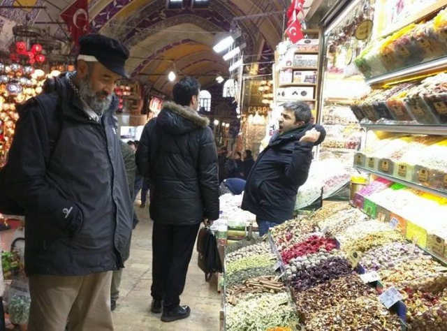 Grand Bazaar (Kapalıçarşı)