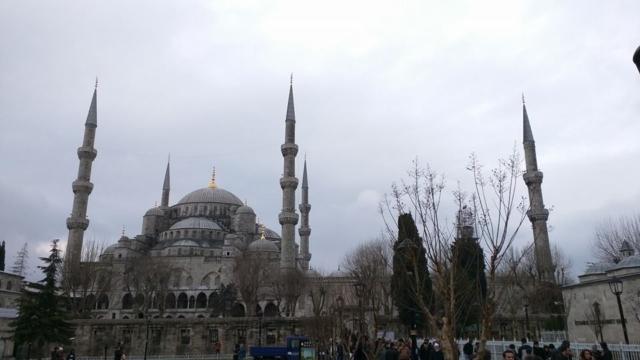 Sultanahmet Masjid (Blue Mosque)
