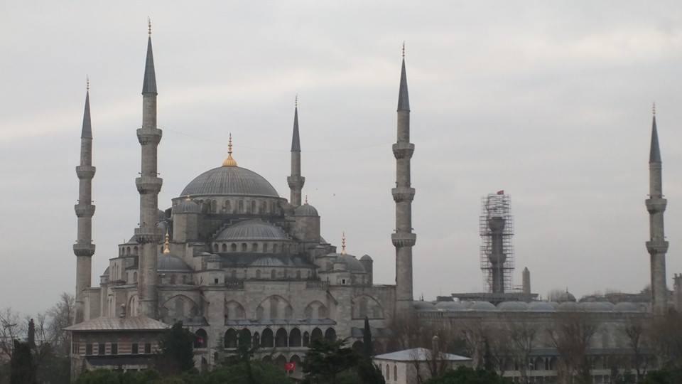 Sultanahmet Masjid