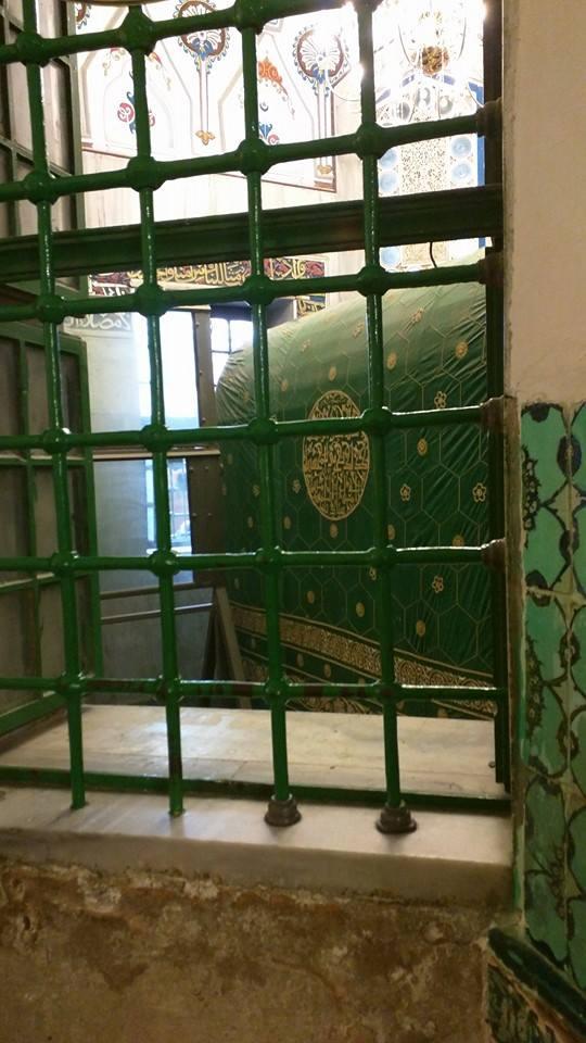 grave of Prophet Ibrahim