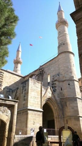Selimiye Masjid, Nicosia.