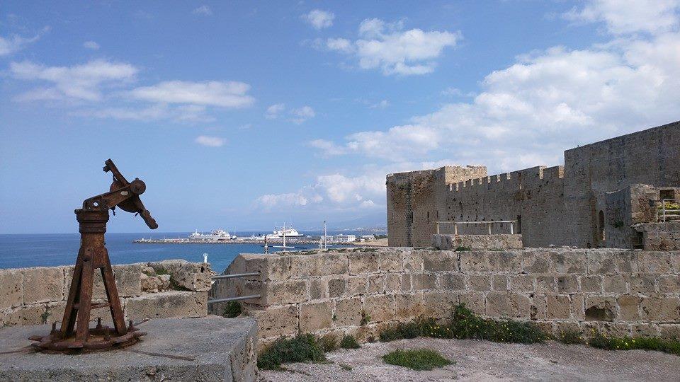 Kyrenia Castle.