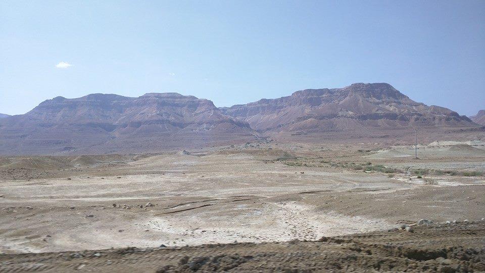 Judean desert.