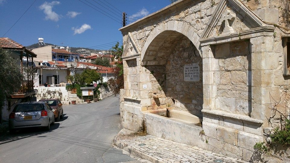 The Lania (winemaking) village.