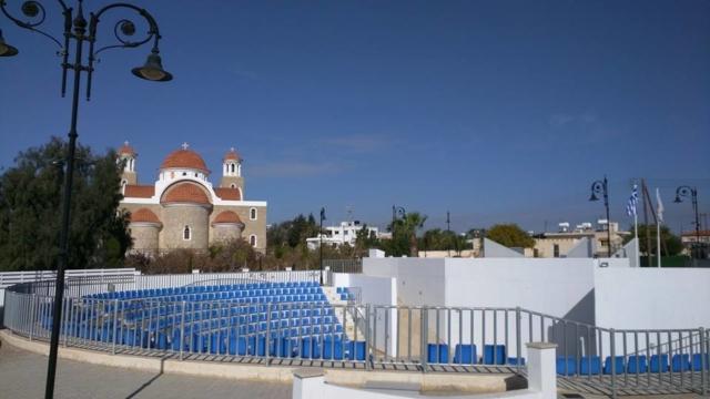 Church at Liopetri.