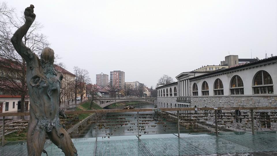 Ljubljanica Rive