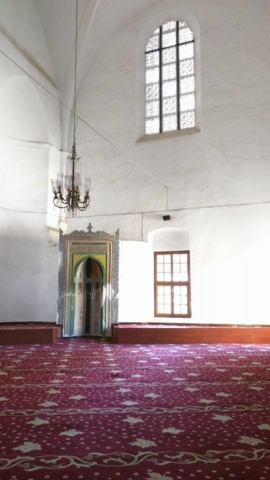 Mihrab of Selimiye Masjid, Nicosia.