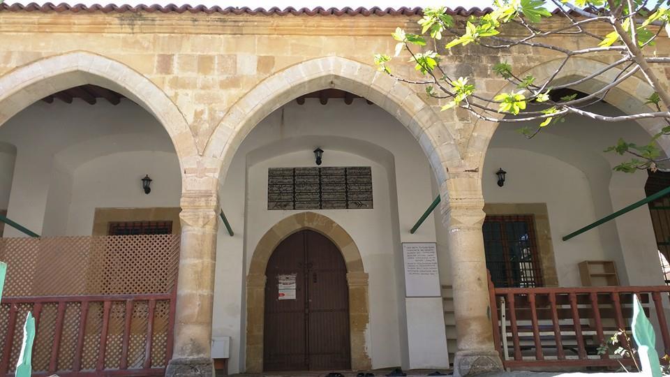 Fethiye Masjid, Nicosia.