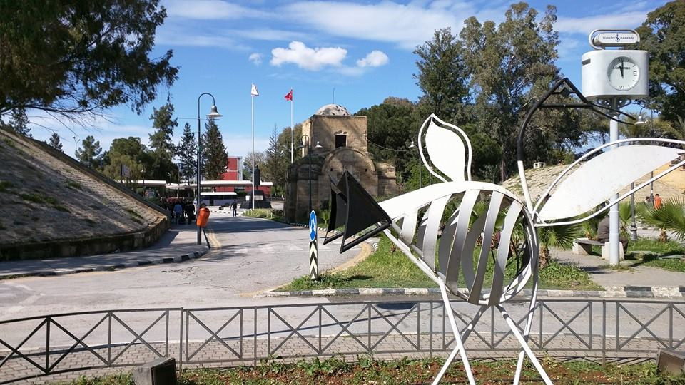 Kyrenia Gate, Nicosia.