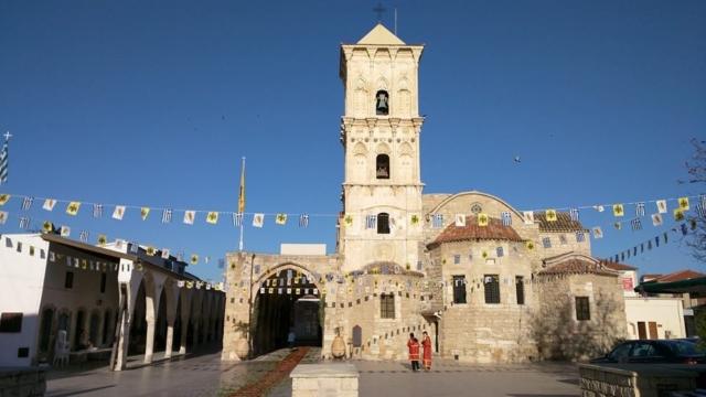 Church of Saint Lazarus, Larnaca.