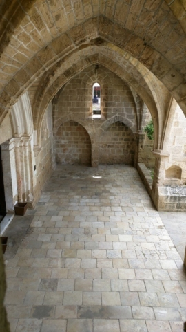 Bellapais Abbey.