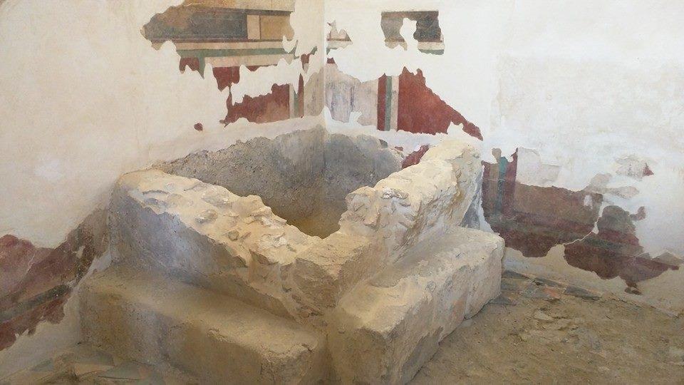 Masada mikveh