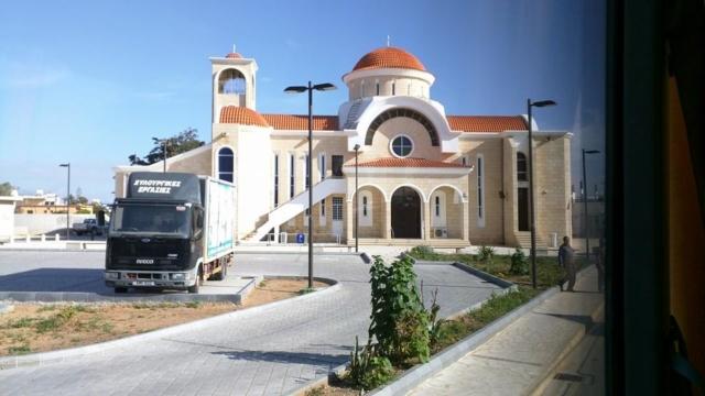 Xylofagu church.
