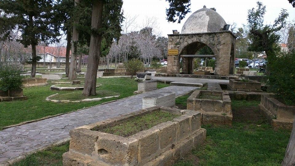 Ottoman cemetery, Kyrenia.