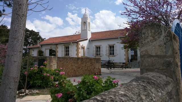 Anglican Church, Kyrenia.