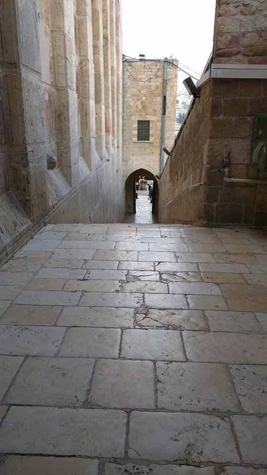 Ibrahimi Masjid, Hebron