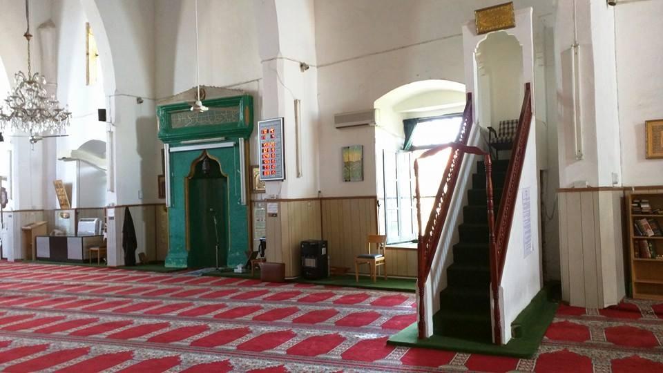 Omeriye Masjid, Nicosia