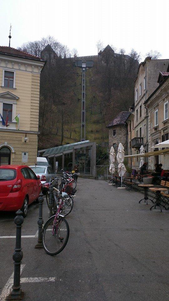 Ljubljana Funicular