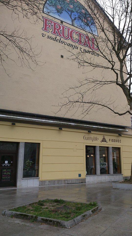 Currylife Figovec, Ljubljana