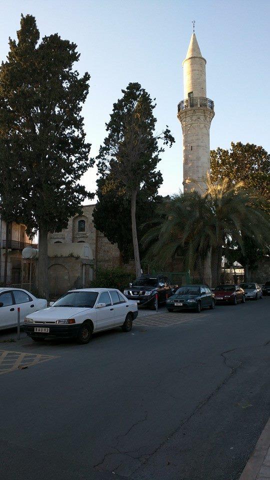 Larnaca Masjid.