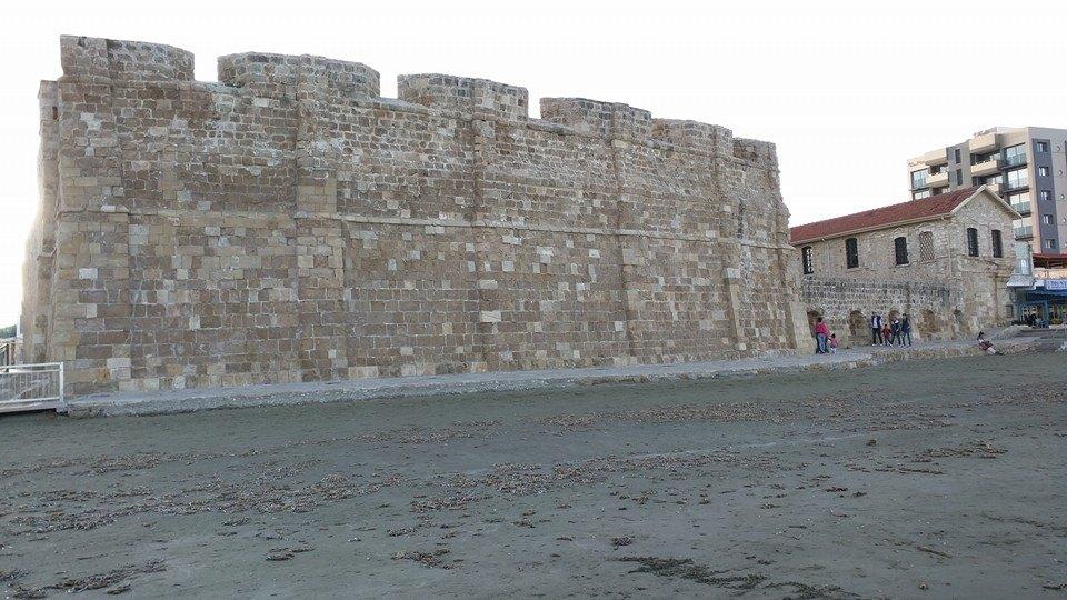 Larnaca Castle.