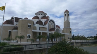 Agios Georgios Church, Larnaca.