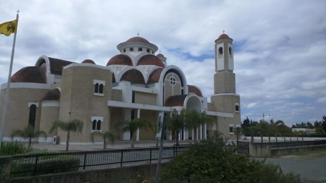 Agios Georgios Church, Larnaca.