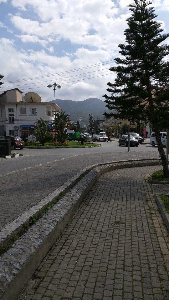 Kyrenia town centre.