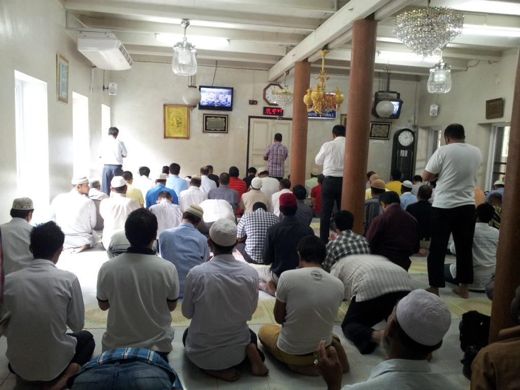 Masjid Haroon in Bangkok