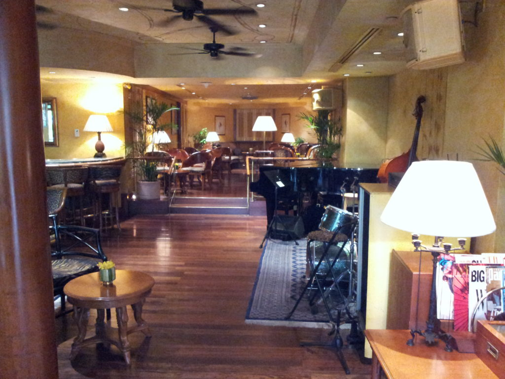 Bamboo Bar, Mandarin Oriental.