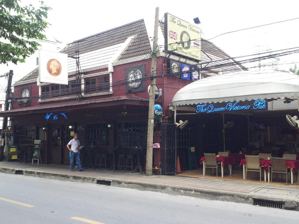 The Queen Victoria Pub, Bangkok