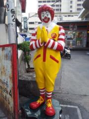 Ronald McDonald, Bangkok