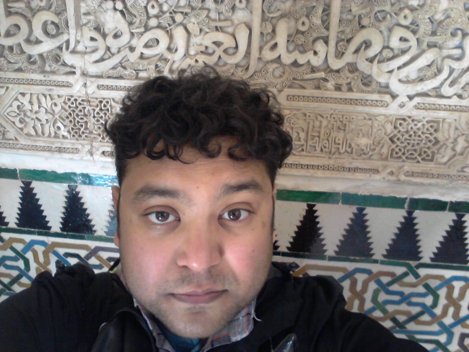 Inside the Nasrid Palace