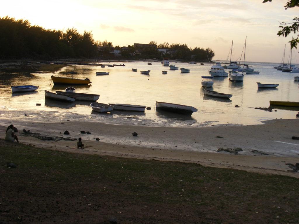 Bain de Boeuf, Mauritius