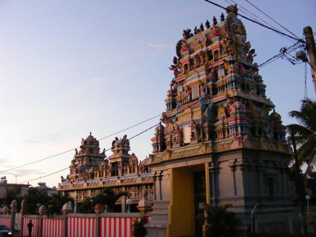 Surya Oudaya Sangam Hindu Temple, Mauritius