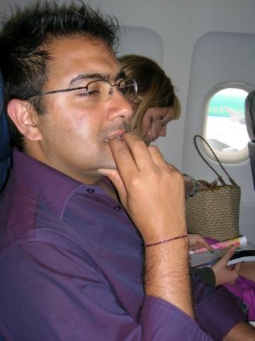 The joy of Ryanair