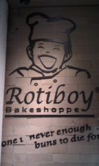 Rotiboy bakery! Made me smile. :)