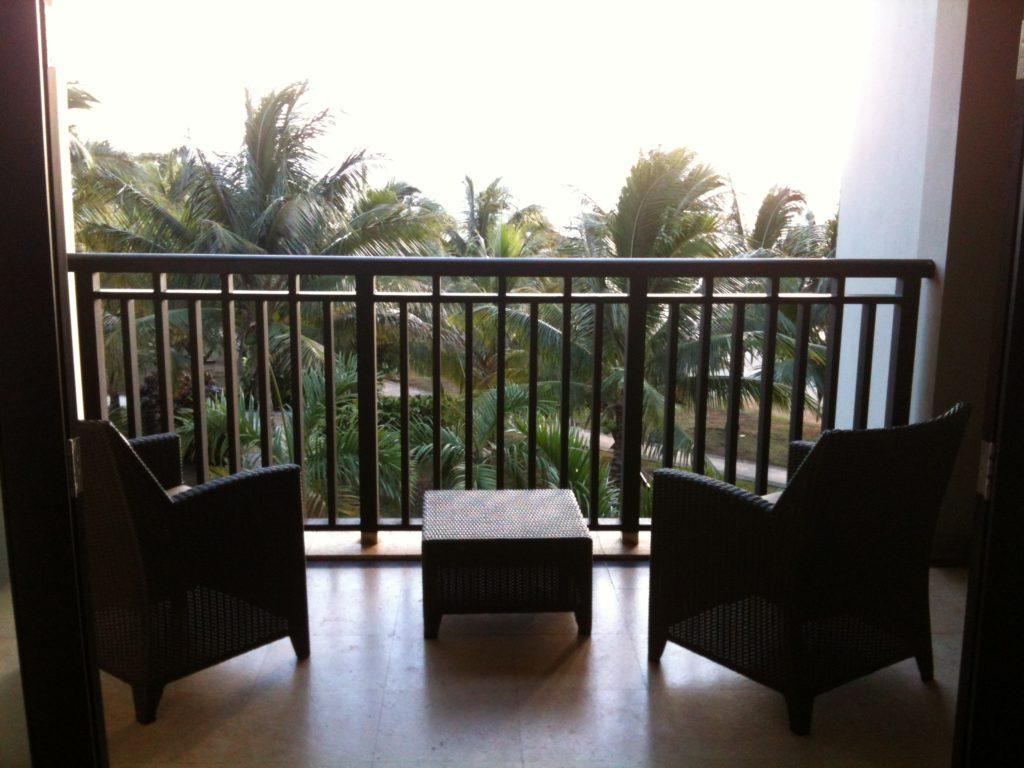 Indian Ocean view, Intercontinental, Mauritius
