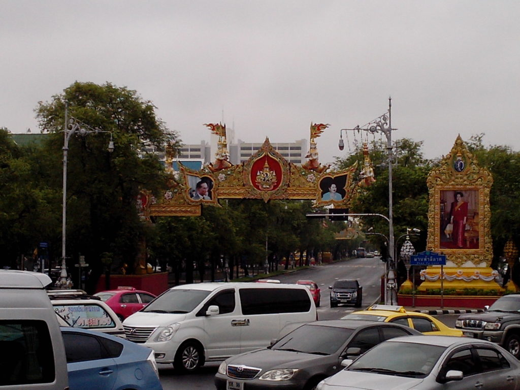 leader-worship, Bangkok
