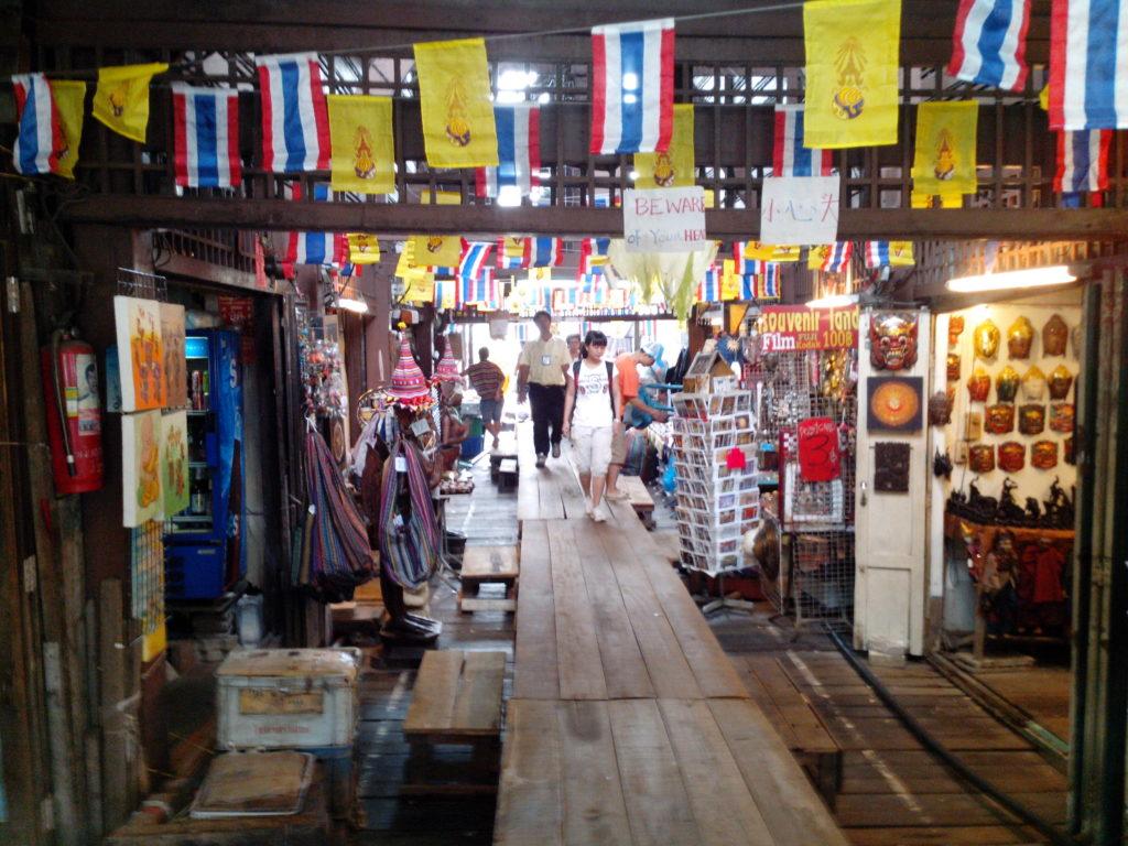 markets, Bangkok, Thailand