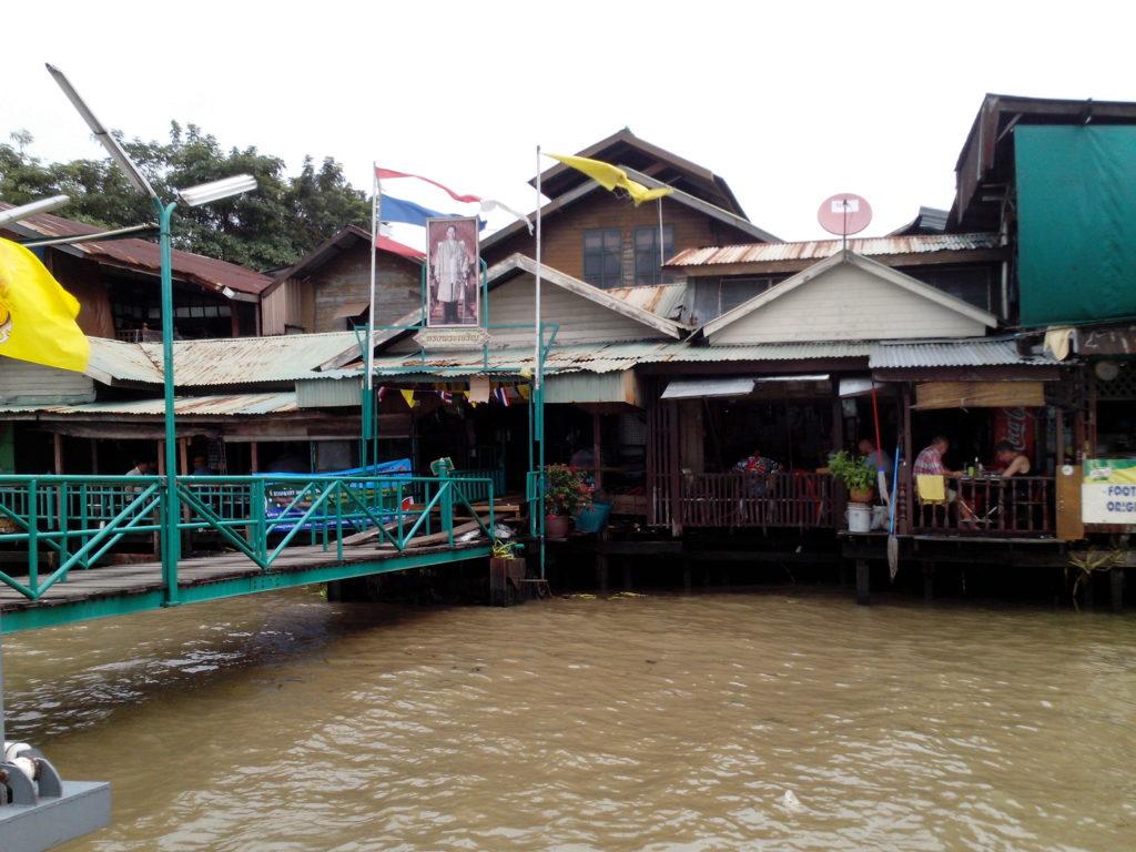 Tha Thien Pier, Bangkok